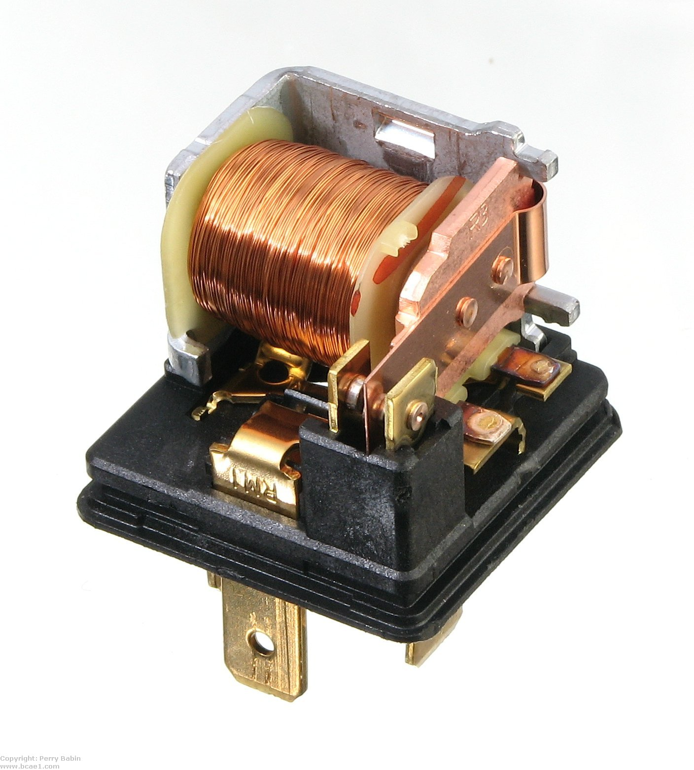 Electrical Relay Contacts