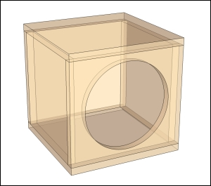 how to build speaker enclosures