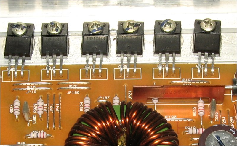 I U0026 39 M Yahica  2000 Watt Amplifier Circuit Pcb Download